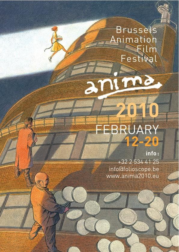 Anima, le palmarès 2010