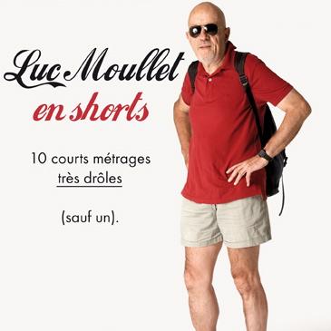 Luc Moullet : le short lui va si bien