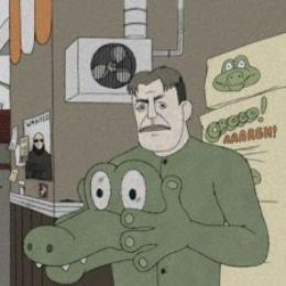 Le Cartoon d'Or est attribué à Krokodill