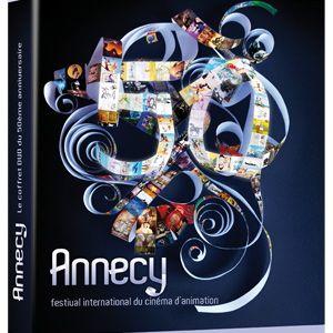 Annecy, 50 ans de cinéma d'animation