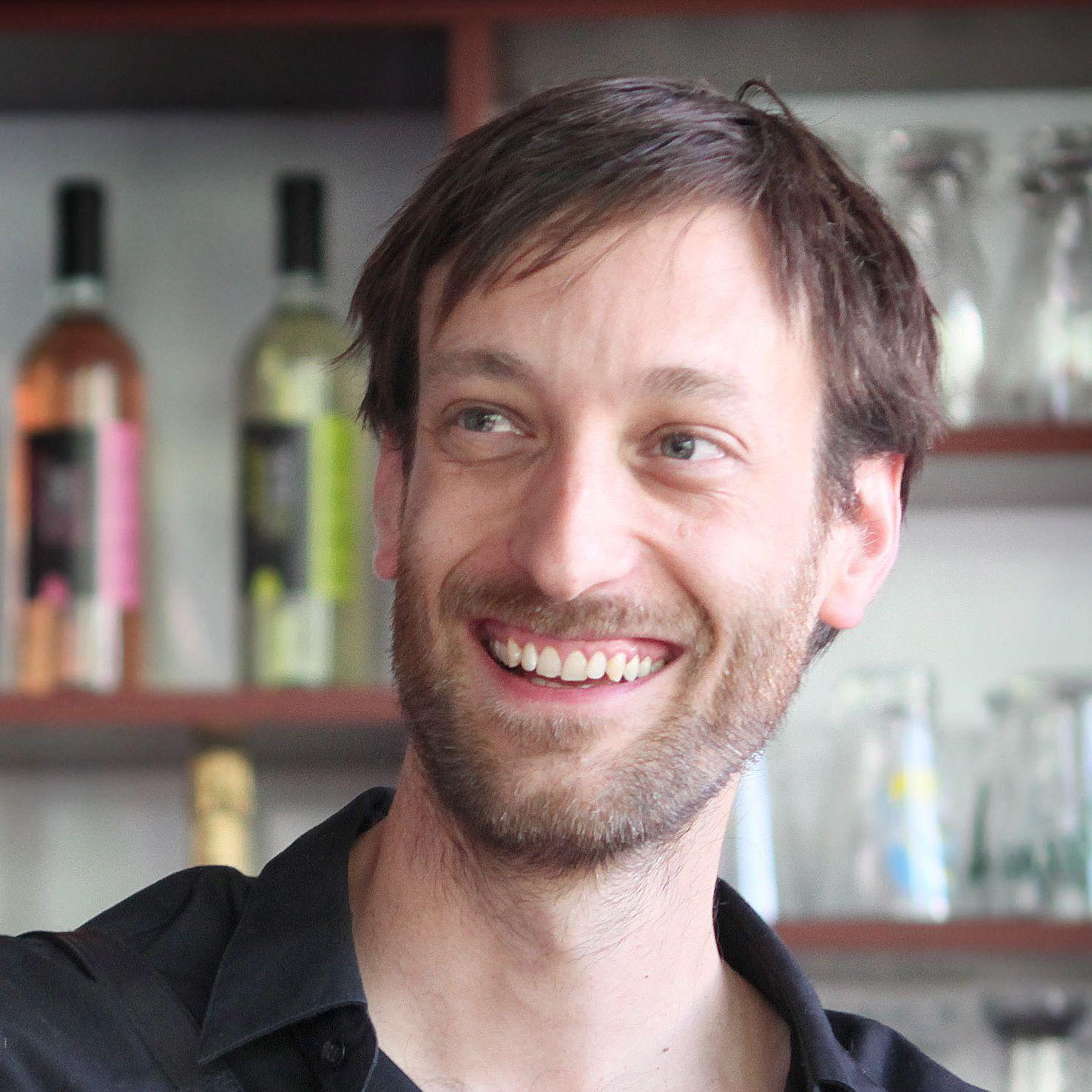 Sébastien Laudenbach. BD, réactions et petit coin