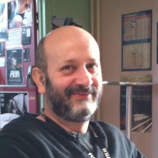 Andrea Martignoni : «Blu sait jouer avec le mouvement. C'est la chose la plus importante en animation, plus que la qualité des dessins»