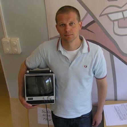Jonas Odell, membre du Jury Labo du Festival du court métrage de Clermont-Ferrand
