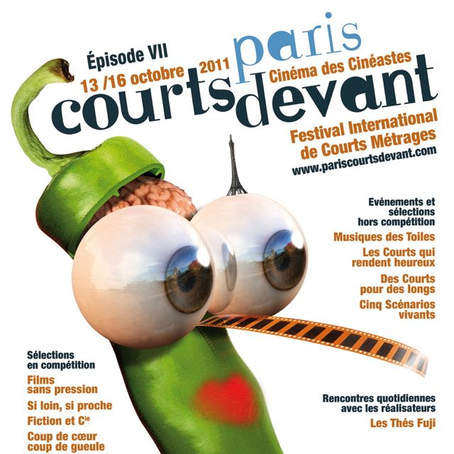 Paris Courts Devant