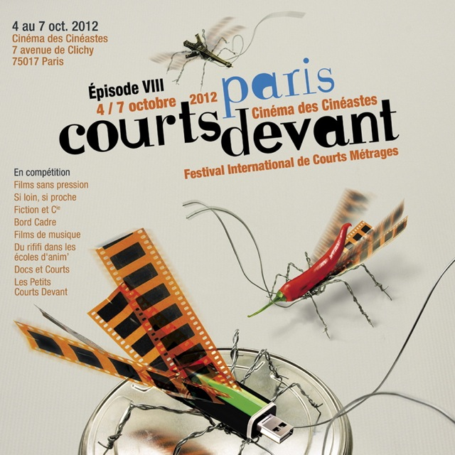 Paris Courts Devant 2012