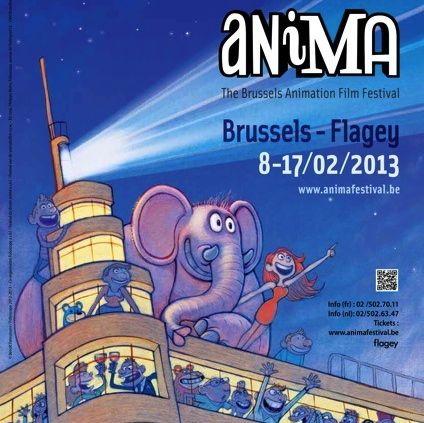 Festival Anima 2013 : le palmarès