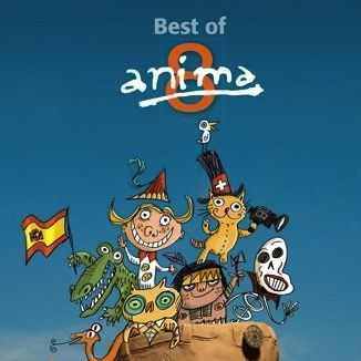 Best of 8, le Best of d'Anima en 2012