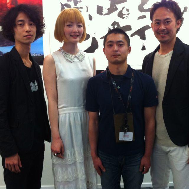 Omoi Sasaki : «Ce court métrage est complètement différent des autres films que j'ai pu réaliser. J'ai souhaité travailler dans un esprit de tradition visuelle du Japon»