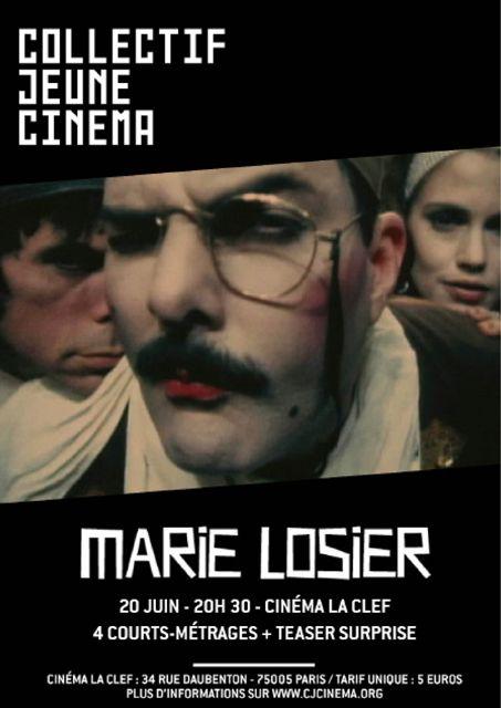 Collectif Jeune Cinéma : séance spéciale consacrée à Marie Losier, ce jeudi 20 juin, au Cinéma La Clef (Paris 5e)