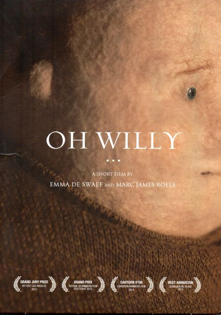 Oh Willy… de Emma de Swaef et Marc Roels