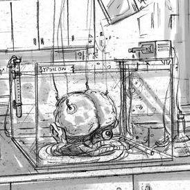 Henry Moore Selder, Prix Format Court au Festival Court Métrange 2014
