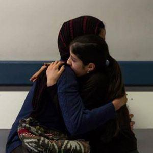 Il silenzio d'Ali Asgari et Farnoosh Samadi Frooshani
