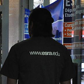 Les prochains salons de l'ESRA