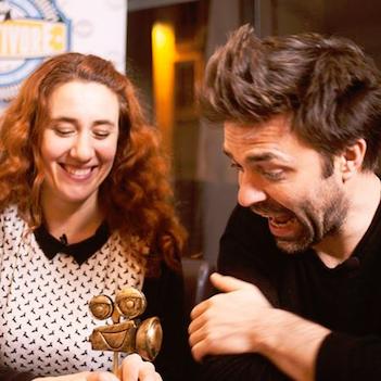 Lauriane Escaffre, Yvonnick Muller : «On écrit ensemble mais pour le tournage, c'est plus segmenté»