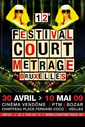 Festival du court métrage de Bruxelles : la sélection nationale