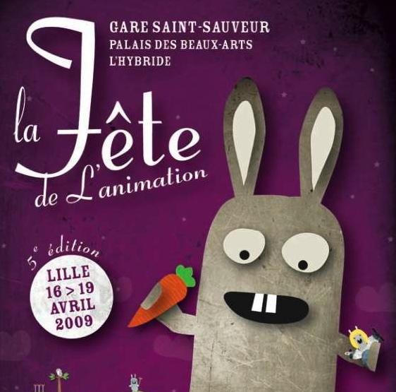 Fête de l'Animation 2009 : Cinquième édition à Lille