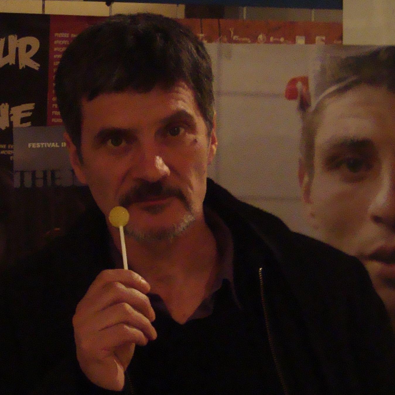 Bernard Blancan. Profession comédien