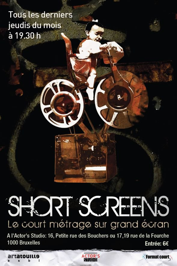 SHORT SCREENS #6 : Best of Balkan Shorts