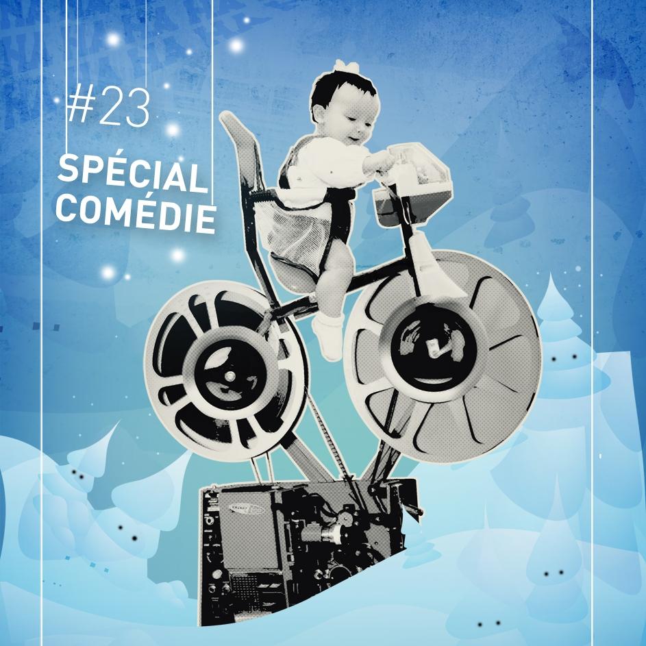 """Short Screens #23 """"spécial comédie"""": jeudi 27 décembre"""