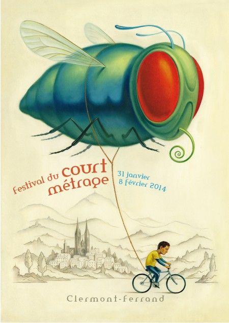 affiche-festival-clermont-ferrand-2014