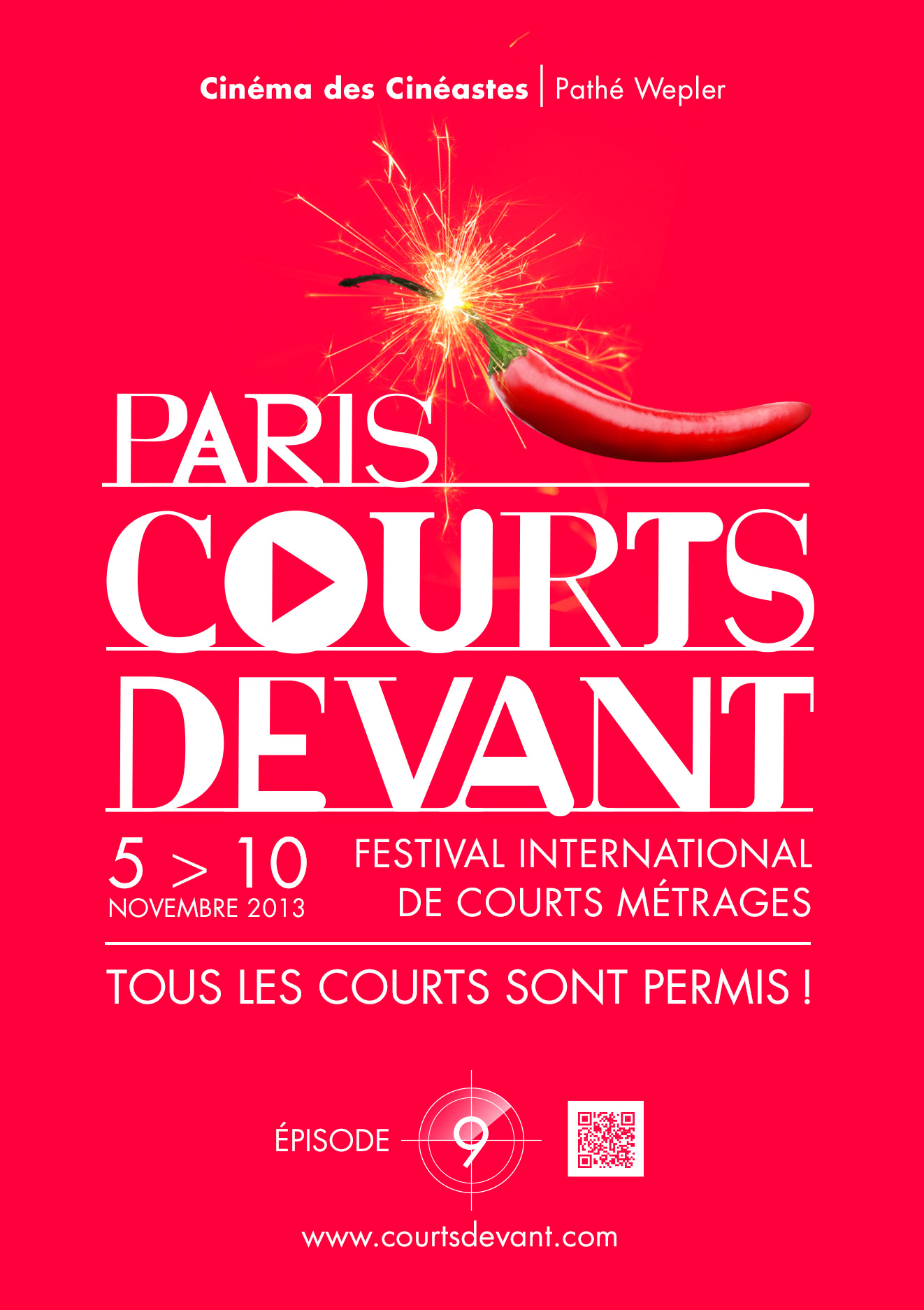 2013 Affiche-Paris-Courts-Devant