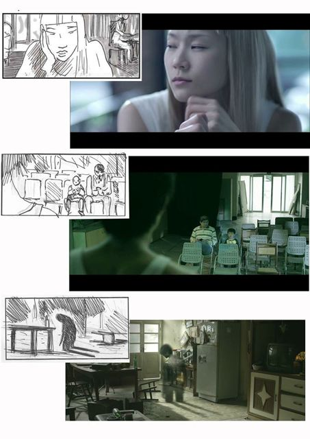 Shadow-Storyboard