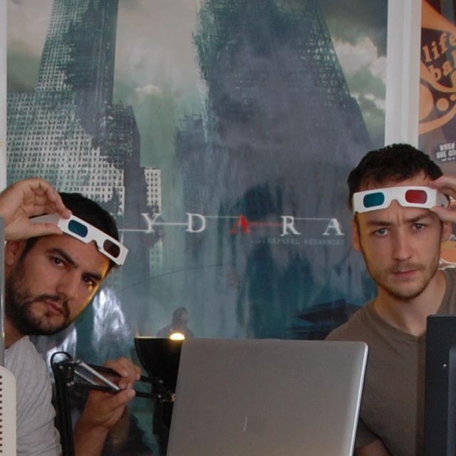 Raphaël Hernandez, Savitri Joly-Gonfard. Science-fiction, matrice et carte de visite