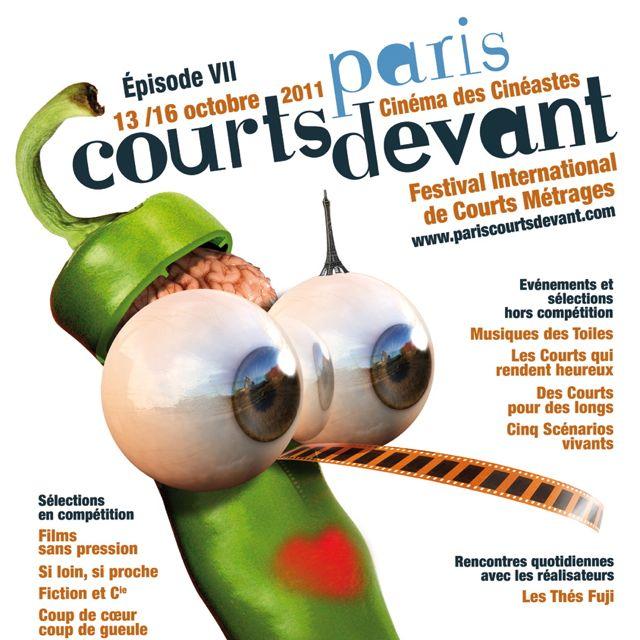 Format Court remet un Prix au Festival Paris Courts Devant !