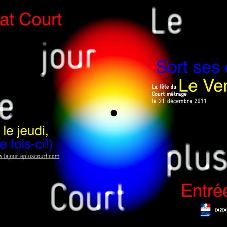 De la Toile à l'Écran. Nouvelle séance Format Court le vendredi 21 décembre, à l'occasion du Jour le plus court !