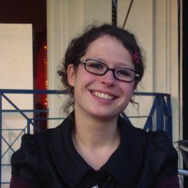 Justine Montagner, responsable de la programmation du FIDEC