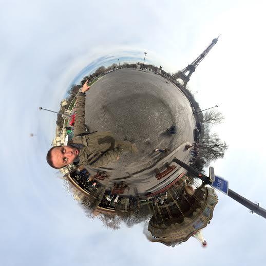 Erik Schmitt : la créativité à portée de main, le street art et l'expérimentation par le court