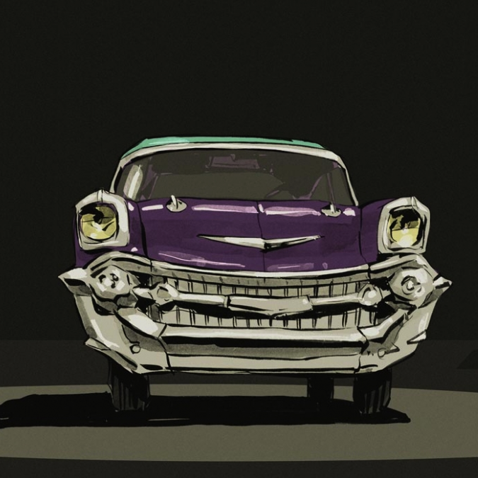 Autos portraits de Claude Cloutier