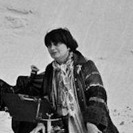 Grande dame du cinéma, grande dame du petit format : Agnès Varda nous a quittés aujourd'hui