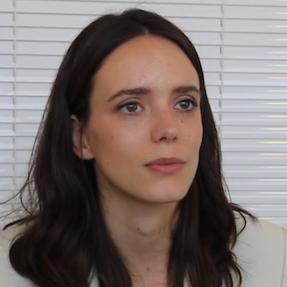 Stacy Martin : «Les erreurs dans le cinéma sont les plus beaux moments»