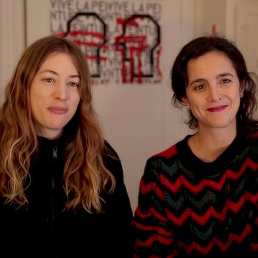 Charline Bourgeois-Tacquet & Sigrid Bouaziz : «Suis-je amoureux ? Oui, puisque j'attends».