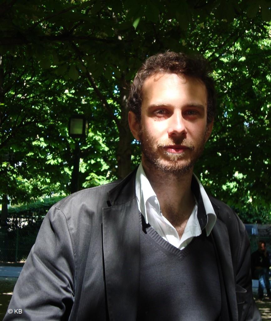 Alessandro Comodin, traqueur du réel
