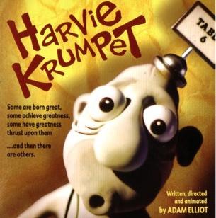 Harvie Krumpet et autres histoires