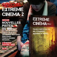 Extrême Cinéma, vol. 2, Films courts cultes, bis, étranges, bizarres et gores…