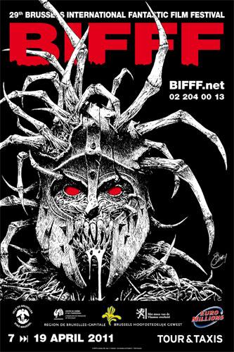 Le Brussels International Fantastic Film Festival (BIFFF)