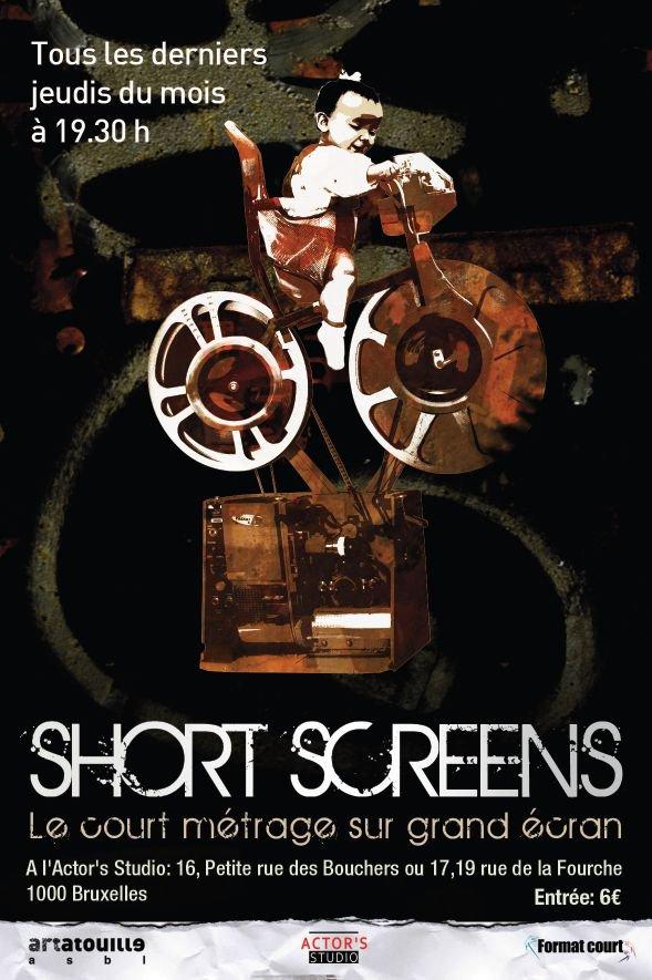 SHORT SCREENS #6 : Best of Balkan Shorts