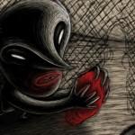 Kali le petit vampire de Regina Pessoa